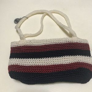 The Sak Red White and Blue small Bag